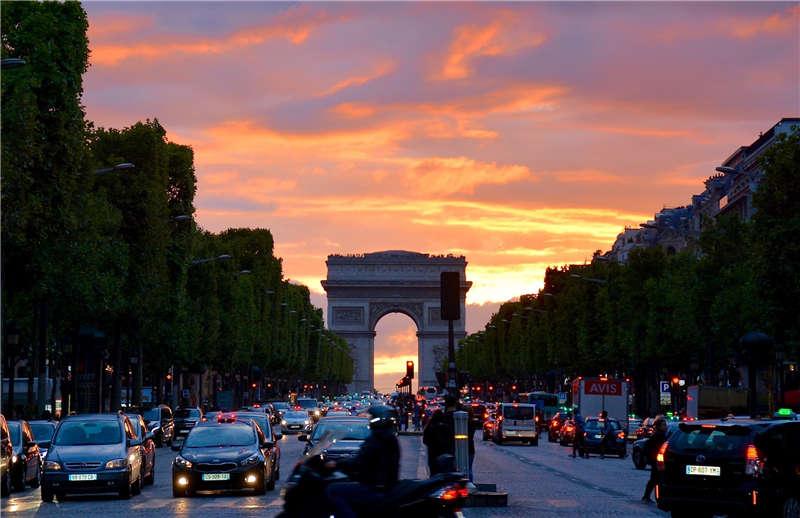 法国凯旋门